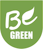 Be Green España Logo