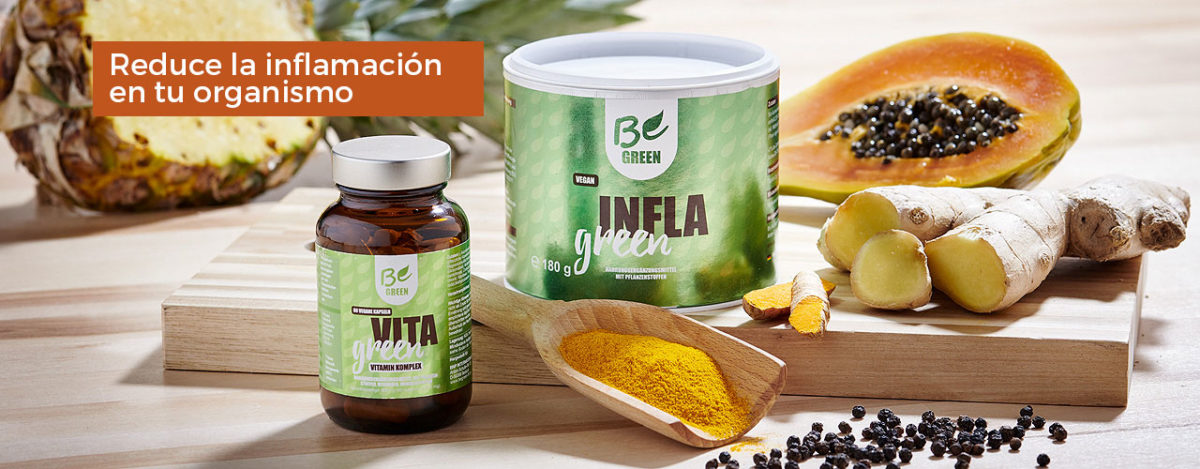 vitaminas anti inflamatorio